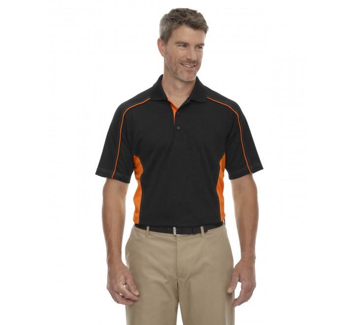 Fuse Men's Colour-block Twill Shirts