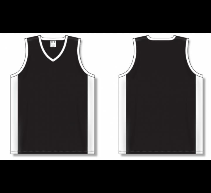 Dry-Flex Pro Cut with Inserts Basketball Jerseys - Black