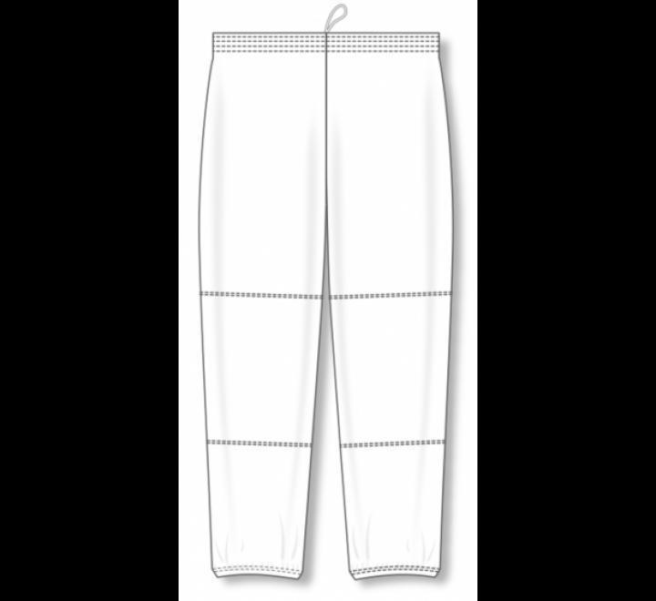 Baseball Pants - White