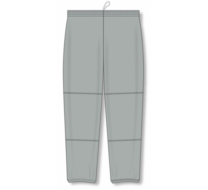 Baseball Pants - Grey