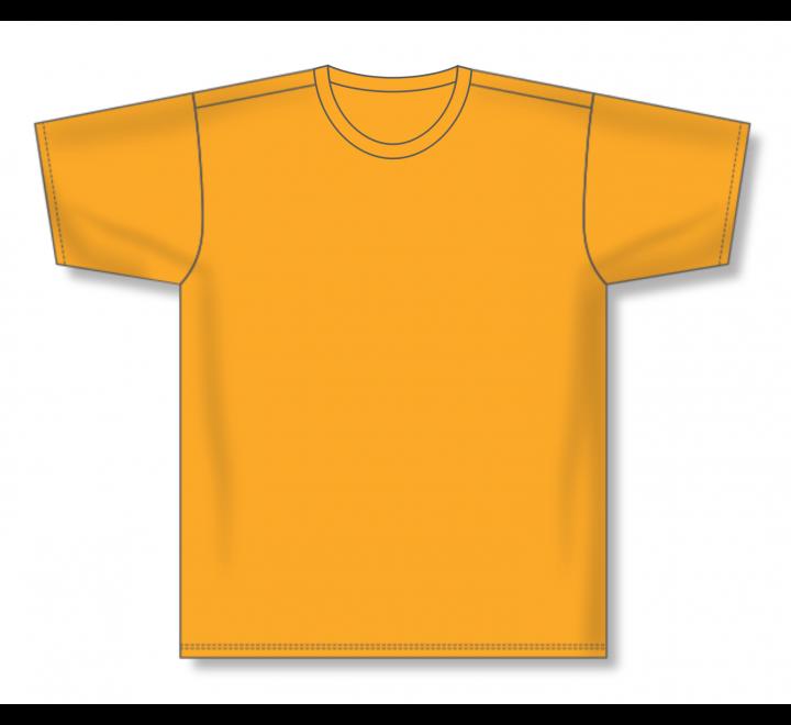 Pullover Baseball Jerseys - Gold