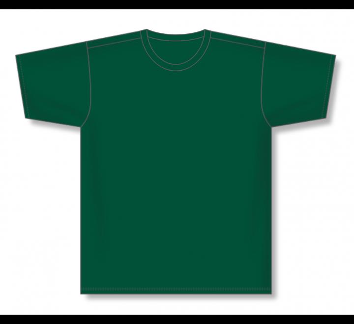 Pullover Baseball Jerseys - Dark Green