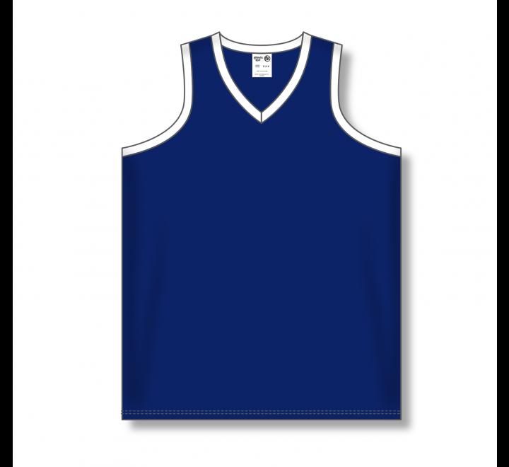 Ladies Baseball Jerseys - Navy/White