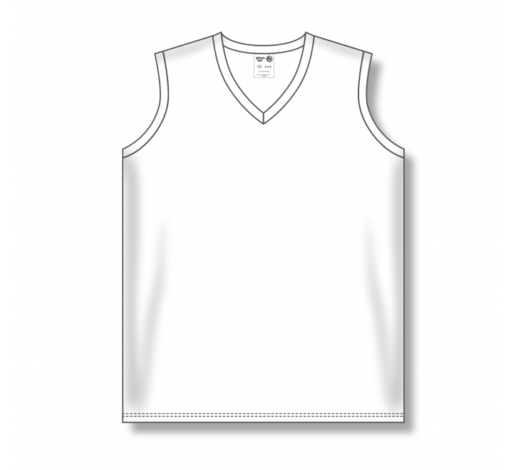 Ladies Baseball Jerseys - White