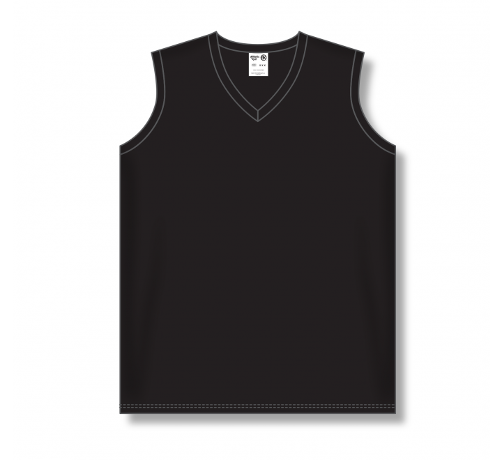 Ladies Baseball Jerseys - Black