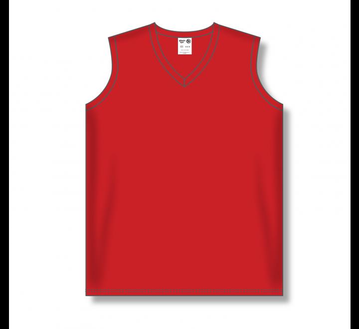 Ladies Baseball Jerseys - Red