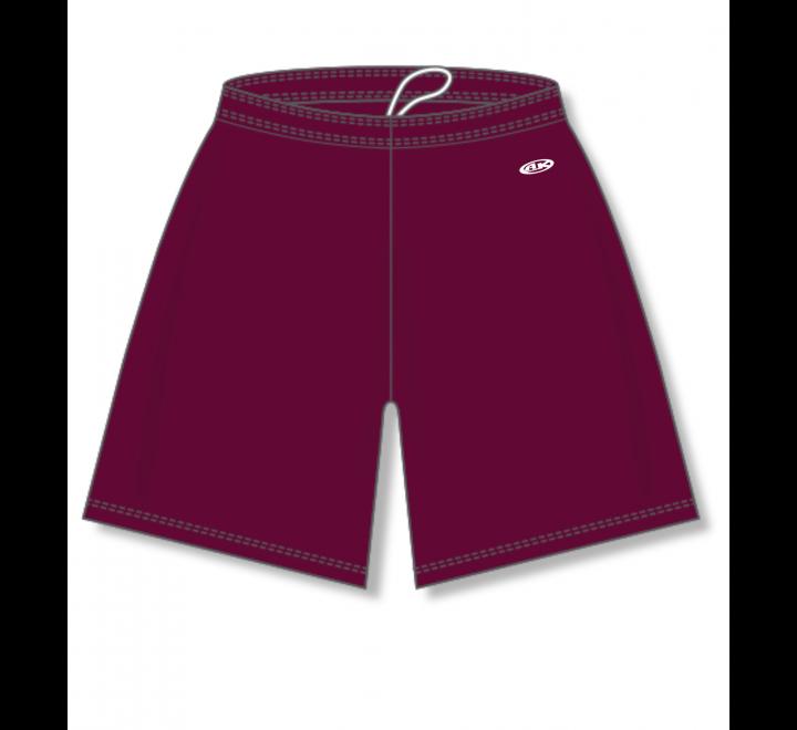 Baseball Shorts - Maroon