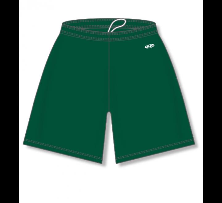 Baseball Shorts - Dark Green