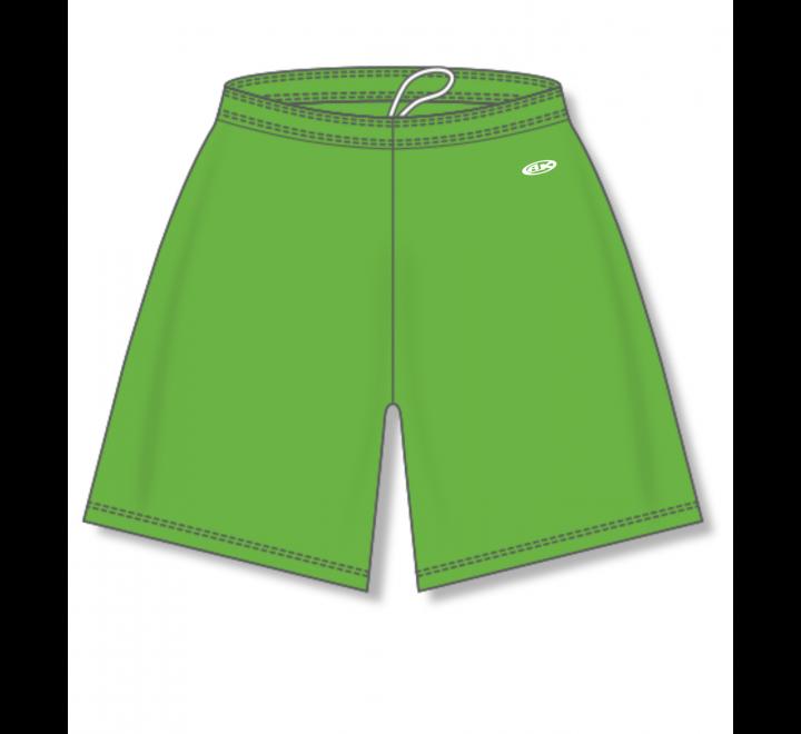 Baseball Shorts - Lime Green