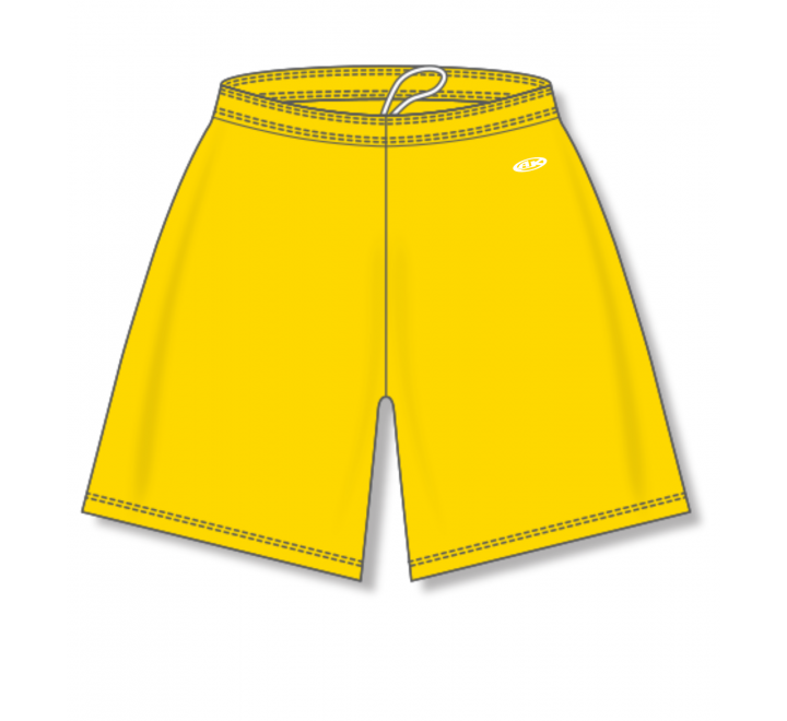 Baseball Shorts - Maize