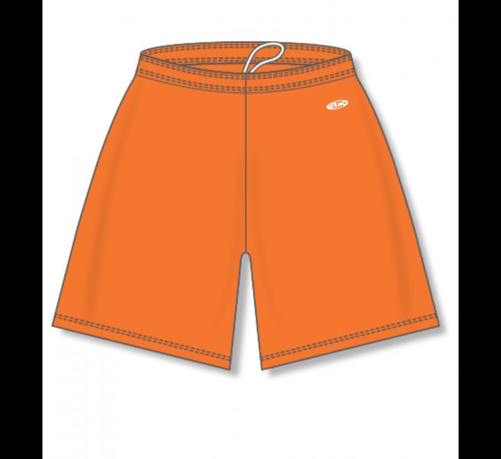 Baseball Shorts - Orange