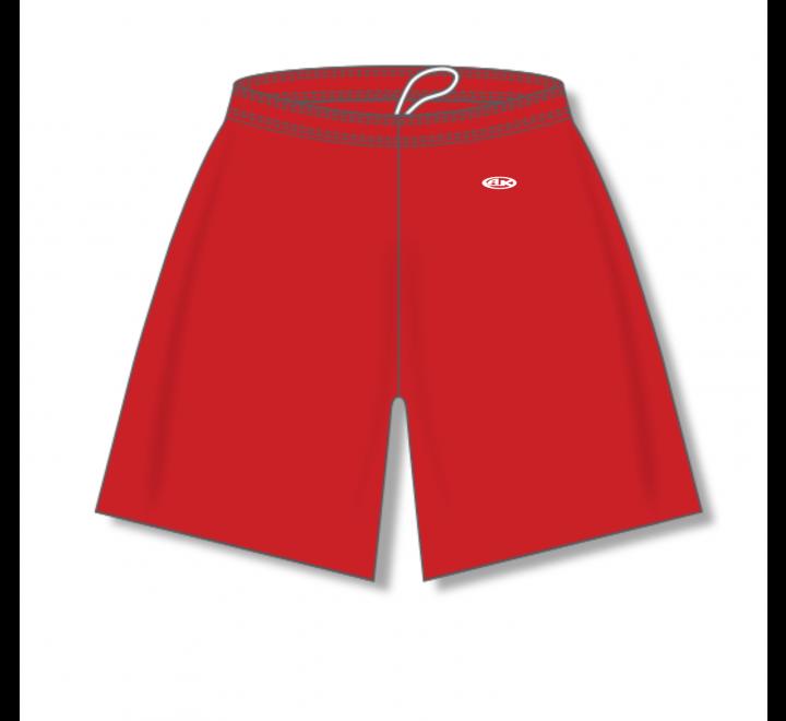 Baseball Shorts - Red