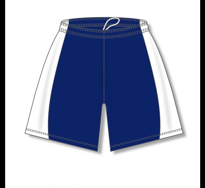 Baseball Shorts - Navy/White