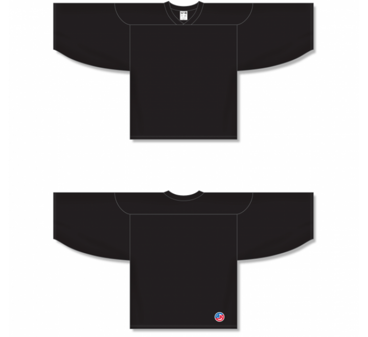 Practice Series Hockey Jerseys - Black