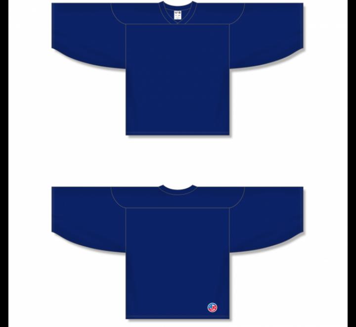 Practice Series Hockey Jerseys - Navy