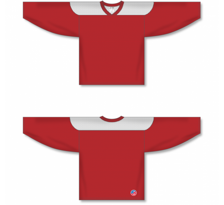 League Series Hockey Jerseys - Red