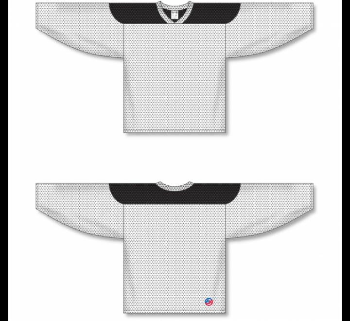 League Series Hockey Jerseys - White/Black