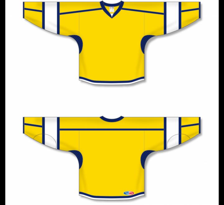 Select Series Hockey Jerseys - Maize