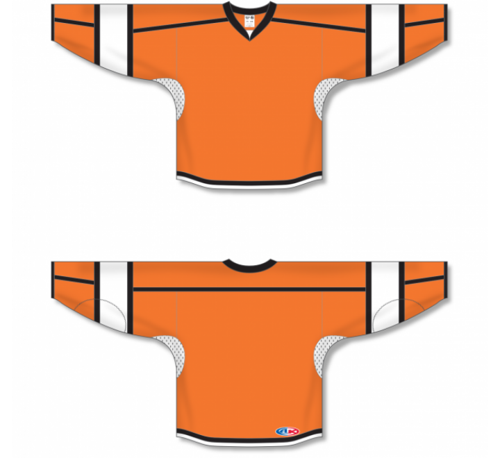 Select Series Hockey Jerseys - Orange