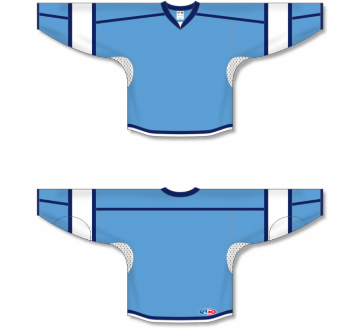 Select Series Hockey Jerseys - Sky