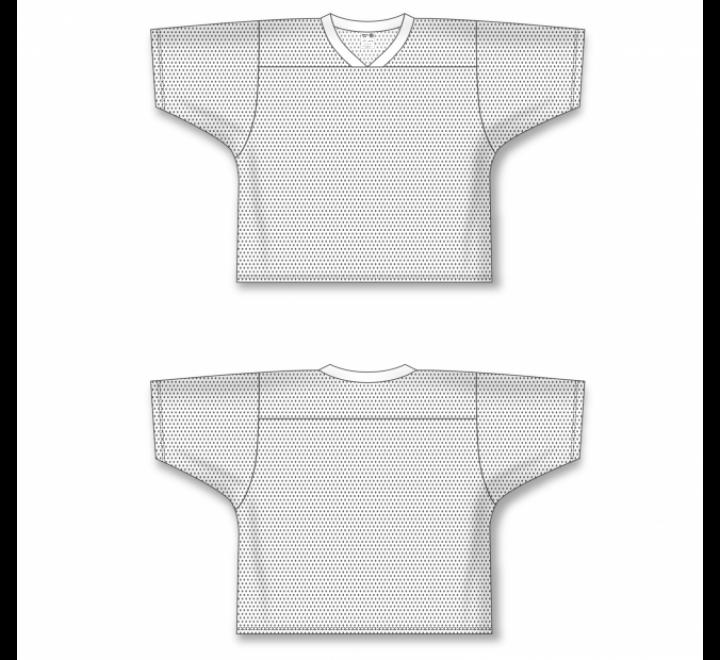 Field Lacrosse Jerseys - White