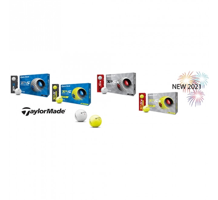 Golf Balls - Assorted Brands Available