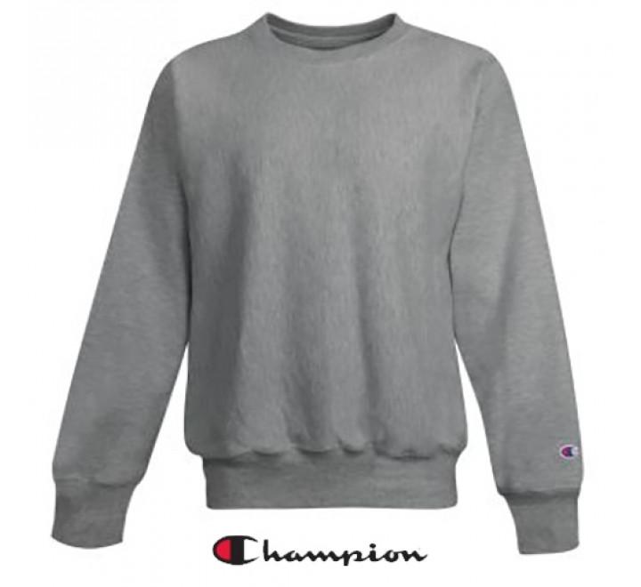 bc4c6bc5 S149 Champion Reverse Weave Fleece Crew Sweatshirt
