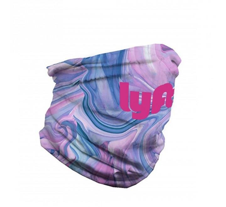 Full Color Antimicrobial Tubular Bandana