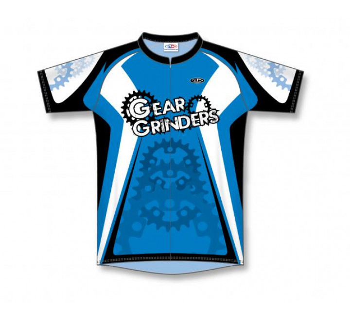 Sublimated Cycling Jerseys - C1308