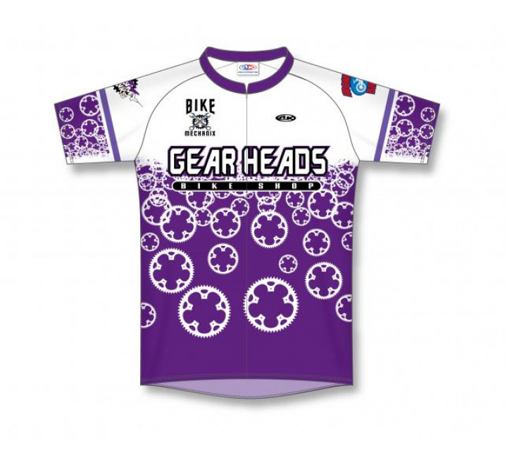 Sublimated Cycling Jerseys - C1511