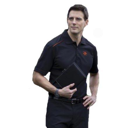 Coal Harbour Snag Resistant Contrast Inset Sport Shirt