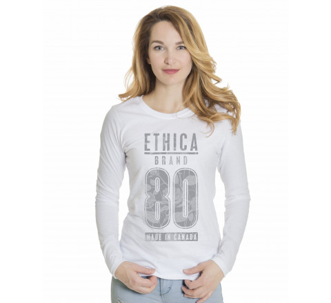 Ethica Women's Long Sleeve T-Shirt