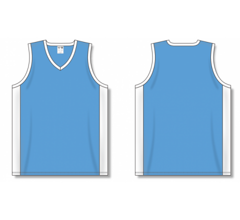 Dry-Flex Pro Cut with Inserts Basketball Jerseys - Sky