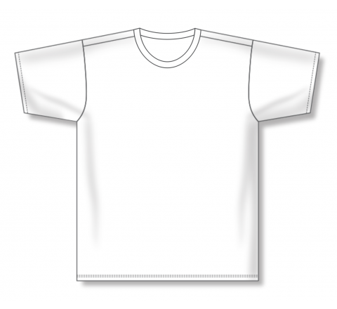 Pullover Baseball Jerseys - White