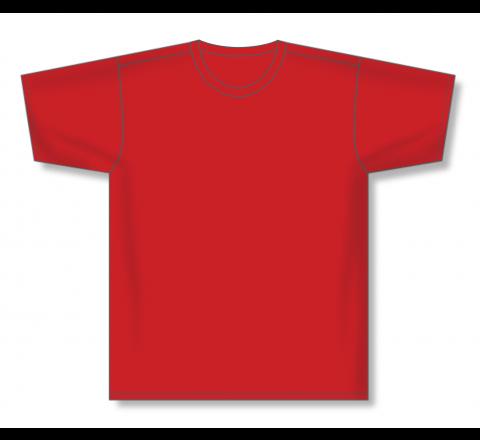 Pullover Baseball Jerseys - Red