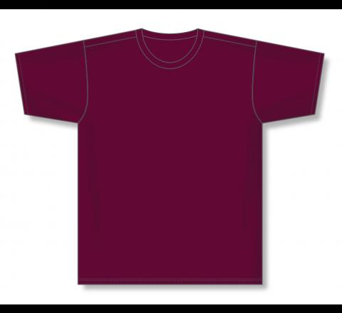 Pullover Baseball Jerseys - Maroon
