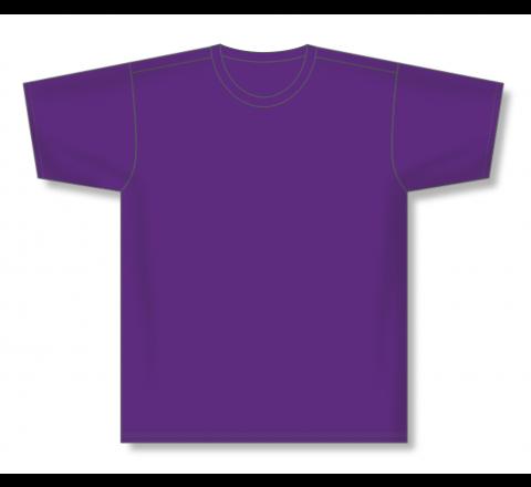 Pullover Baseball Jerseys - Purple