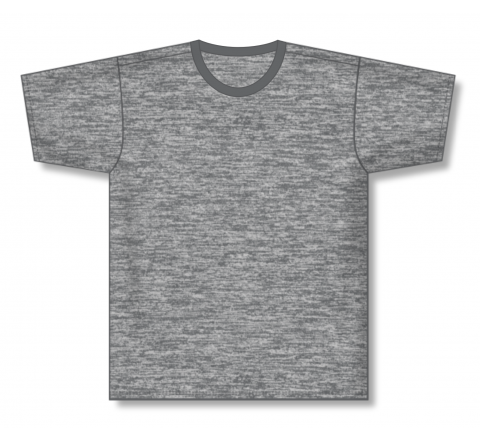 Pullover Baseball Jerseys - Charcoal Grey