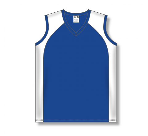 Ladies Baseball Jerseys - Royal/White