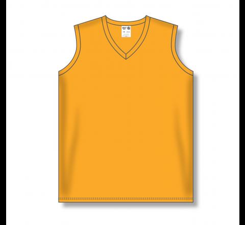 Ladies Baseball Jerseys - Gold