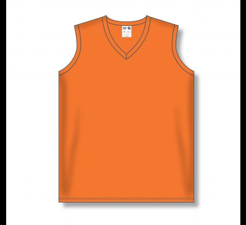 Ladies Baseball Jerseys - Orange