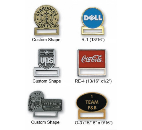 Custom Promotional Enamel Lapel Pins in Toronto