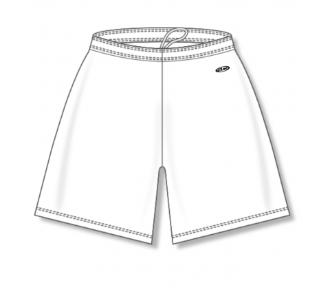 Baseball Shorts - White