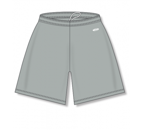 Baseball Shorts - Grey
