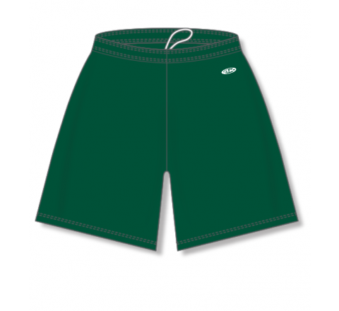 Baseball Shorts - Dark Green