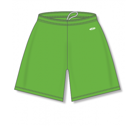 Baseball Shorts - Lime Green