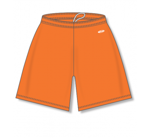Baseball Shorts - Orange