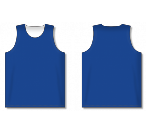 Dry-Flex Pro Cut Basketball Jerseys - Royal