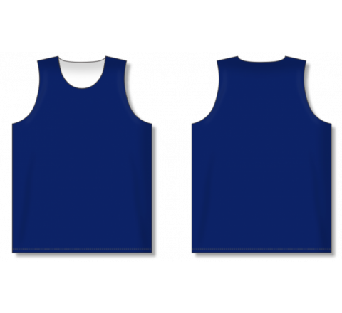 Dry-Flex Pro Cut Basketball Jerseys - Navy