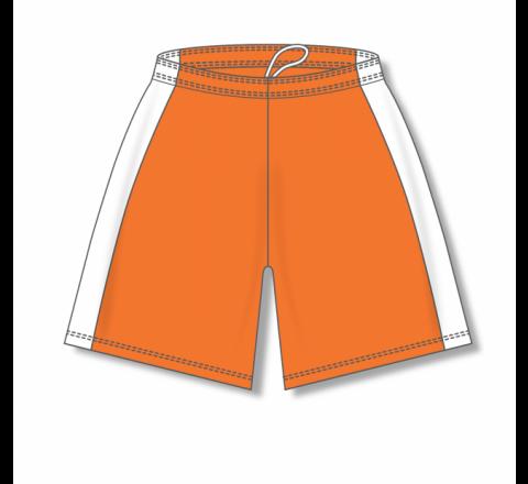 Dry-Flex with Side Inserts Basketball Shorts - Orange